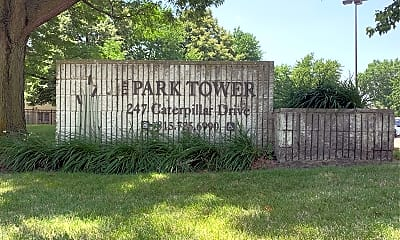 The Park Tower, 1
