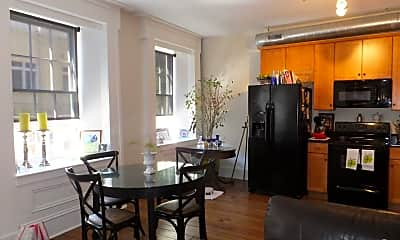 Dining Room, 92 Hasell St, 1