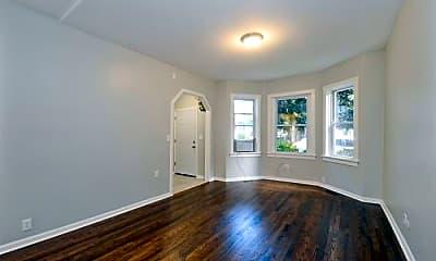 Living Room, 3726 N Troy St, 1