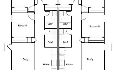 Bathroom, 2635 Elsie Faye Heggins St, 2