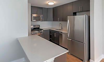 Kitchen, Munson Hill Towers, 1