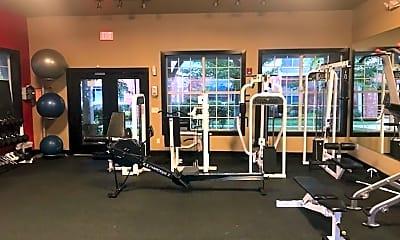 Fitness Weight Room, 4254 NE Meadow Creek Cir, 2