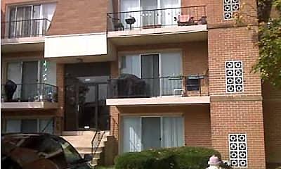 Building, Ambassador Apartments, 1