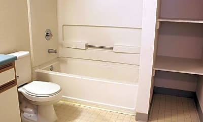 Bathroom, Westpark, 2