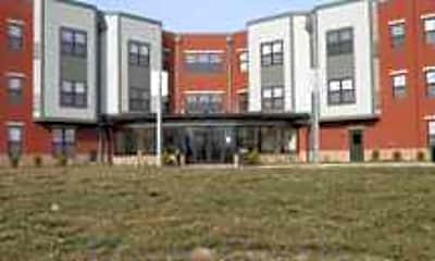 Building, Sullivan Place Apartments, 1