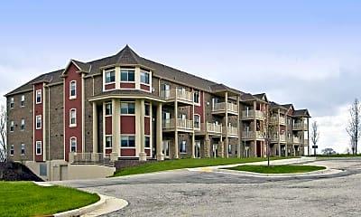 Building, Greenfield Highlands, 0