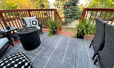 Patio / Deck, 527 W English Sparrow Trail, 2