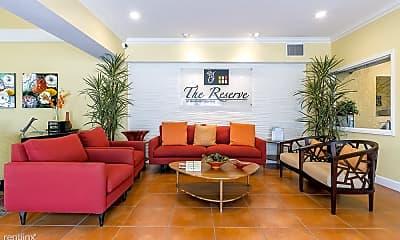 Living Room, The Reserve at Warner Center, 0