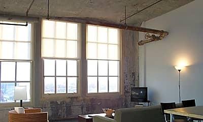 Living Room, 815 W Market St, 1