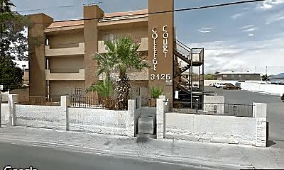 Building, 3125 N Pecos Rd, 1