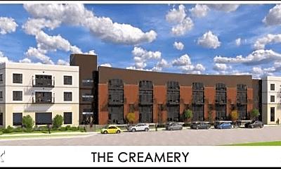 Building, 1101 Portage Street, 1