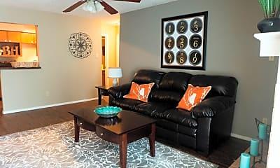 Living Room, District West, 1