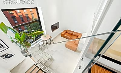 Living Room, 160 E 26th St 4-E, 1