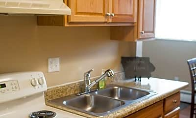 Kitchen, 2034 9th St, 1