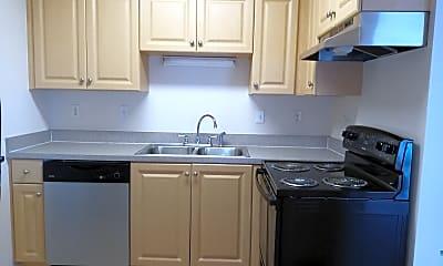 Kitchen, Sailpoint Bay, 2