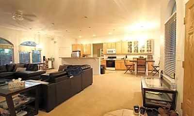 Living Room, 14523 E Purdue Place, 1
