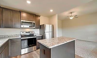 Kitchen, 8200 Buck Mountain Pass, 1