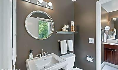 Bathroom, 2449 La Honda Dr, 2