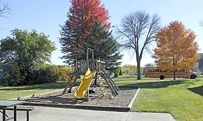 Playground, New Hope Place Apartments, 2