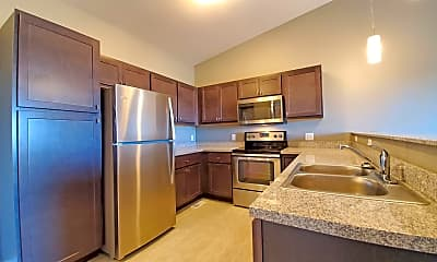 Kitchen, Graystone Heights, 0