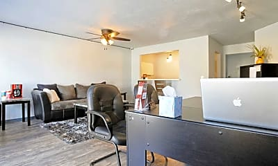 Leasing Office, South Shore Apartments, 1