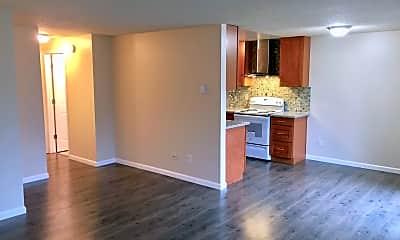 Living Room, 4650 SW Luradel St, 1