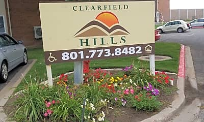 Clearfield Hills Apartments, 1
