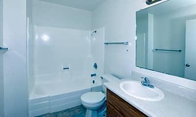 Bathroom, Villa Patricia, 1