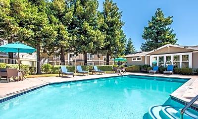 Pool, Bridgeport Apartment Homes, 0