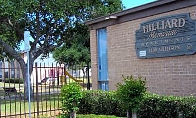 Hilliard Memorial, 0