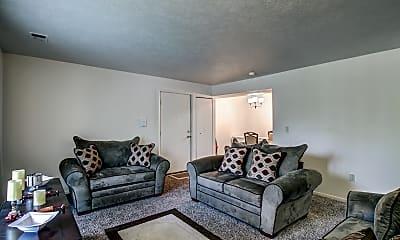 Living Room, Grande Pines, 1