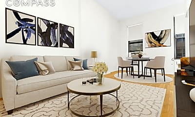 Living Room, 305 E 56th St 2-R, 0