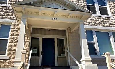 Kenton Court Apartments, 1