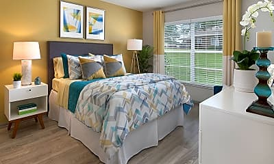 Bedroom, Veridian on Bumby, 1
