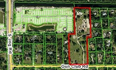 Community Signage, 6227 Gun Club Rd, 2