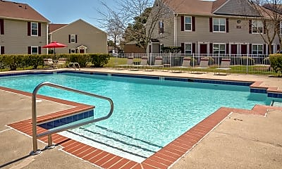 Pool, Ocean Gate Apartments, 0