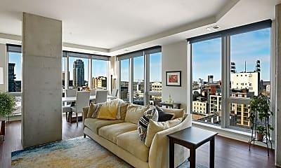 Living Room, 811 S Washington Ave 1502, 0