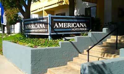 Americana Northridge, 1