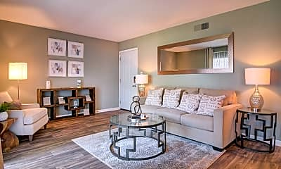 Living Room, The Life at Treeview, 1