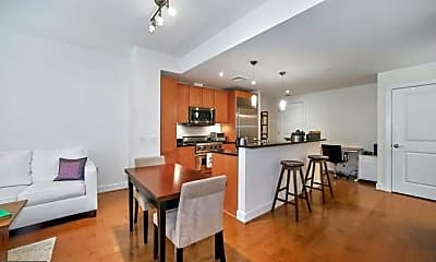 Kitchen, 2425 L St NW 408, 1