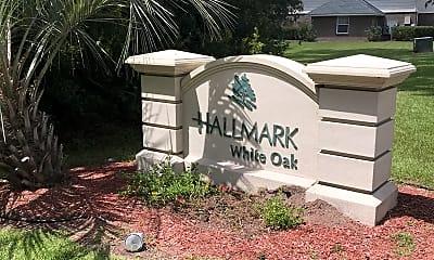 Hallmark White Oak Apartments, 1