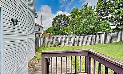 Patio / Deck, 4205 Chesney Glen Drive, 2