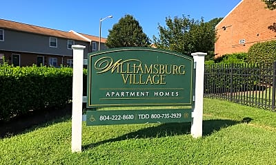 Darbytown Manor (Williamsburg Village), 1