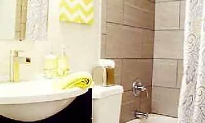 Bathroom, 2955 Madison, 2