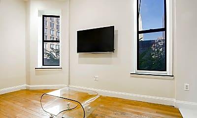 Living Room, 236 E 118th St, 1