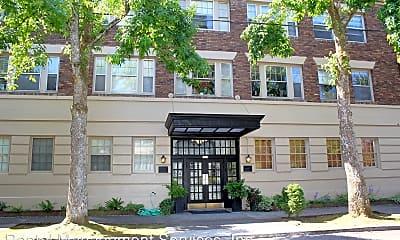 Building, 1928 SW Laurel St, 1