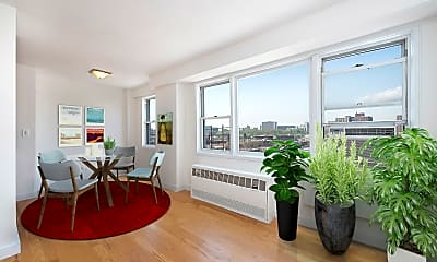 Living Room, 60 W 142nd St 2-M, 0