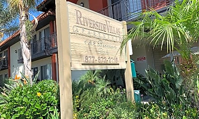 Riverside Villa Apartments, 1