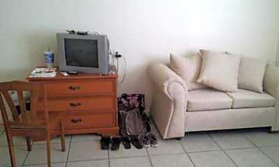 Living Room, 2000 N Tamiami Trail, 1