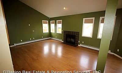 Living Room, 5901 Keyann Cir, 1